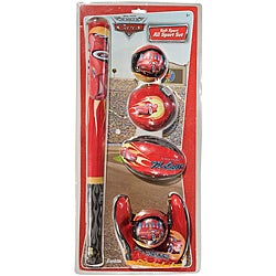 Disney Cars Soft Sport All Sport Set