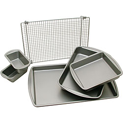 Le Chef Nonstick 6-piece Bakeware Set