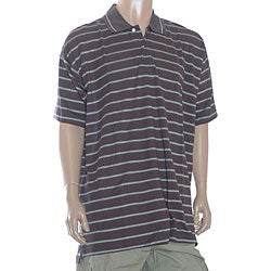 Dockers Men's Brown Golf Polo