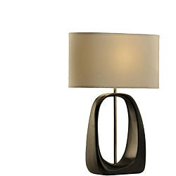 Nova Lighting 'Ode' 1-light Wood Standing Table Lamp