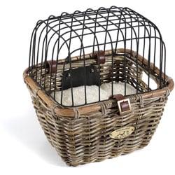Nantucket Bicycle Basket Co. Rectangle Tuckernuck Pet Basket