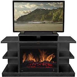 Chandler Media Center and Electric Fireplace