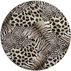 Cheetah Zebra Dinnerware http://miamifittv.com/wordpress/leopard-print-dinnerware