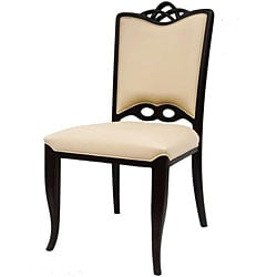Palace Leather Dining Chairs (Set of 2)
