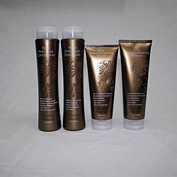 Brazilian Blowout Complete Care 4-pc Hair Set