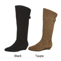 Steve Madden Women's 'Inka' Knee-high Leather Boots