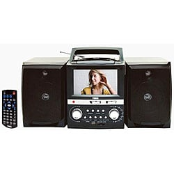 Naxa 7-inch NDL-429 LCD Display Portable DVD System