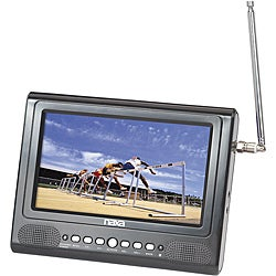 Naxa NTD-7580 7-inch LCD TV with FM Radio