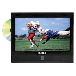 Naxa NTD-1351 13.3-inch AC/DC 12-Volt Widescreen LCD HDTV / DVD Player Combo (Refurbished)