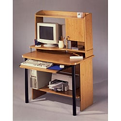 Elite Maple Computer Desk (Refurbished)