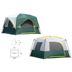 Bear Mountain 10&#39;x10&#39; Cabin Tent
