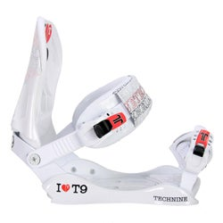Technine Men's Jib Series Snowboard Bindings