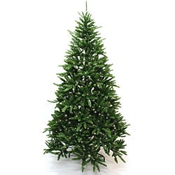 Good Tidings 7.5-feet Arlington Fir Artificial Prelit Christmas Tree