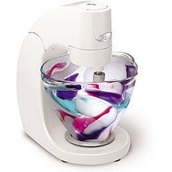 Jenn-Air Attrezzi JSM900HAAW Pearlescent White Stand Mixer Dolce Bowl