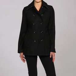Tommy Hilfiger Women's Wool Peacoat