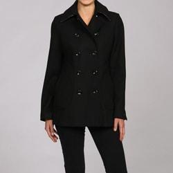 Tommy Hilfiger Women's Wool Peacoat