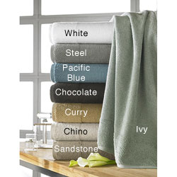 Organic Turkish Cotton 6-piece Bath Towel Set