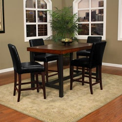 Lexi 5-piece Counter Height Dining Set