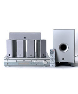 Yamaha DVX-S60 5.1 DVD Home Theater System (Refurbished)