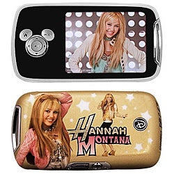 Digital Blue 4GB Disney Hannah Montana Mix Max Plus Gold Media Player