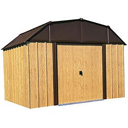 Arrow Sheds Woodview Steel Shed (10&#39; x 14&#39;)
