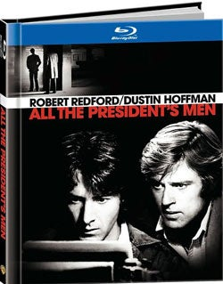 All The President's Men DigiBook (Blu-ray Disc)