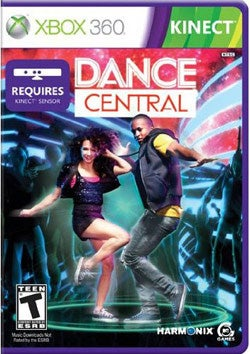 Xbox 360 - Dance Central (Kinect)
