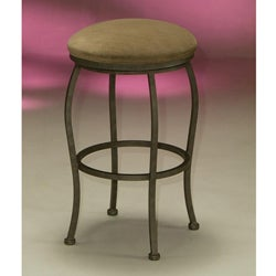 Island Falls 30-inch Backless Bar Stool