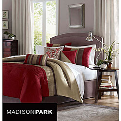 Madison Park Tradewind 7-piece King/Cal-King Comforter Set
