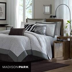 Madison Park Sasha 7-piece King/Cal-King Comforter Set