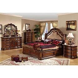 San Marino 5 Piece California King Size Bedroom Set 13276465 Shopping Big