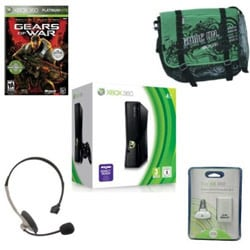 Microsoft Xbox 360 Action Holiday Bundle