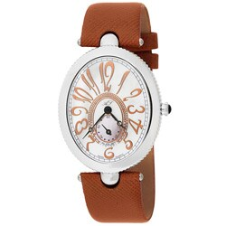 August Steiner Women's Eternity Swiss Quartz Strap Watch