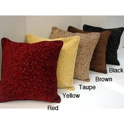 Arvine Dots 18-inch Pillows (Set of 2)