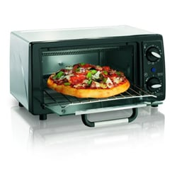 Hamilton Beach 31134 Large Capacity Stainless Steel Toaster Oven