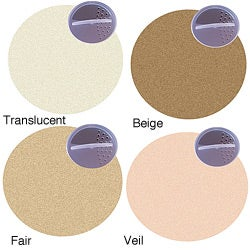 Watts Beauty Mineral Foundation Powders Dial Select Sifter