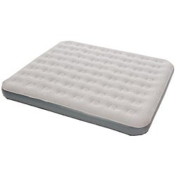 Stansport King 450-pound-capacity Gray PVC Air Bed with Repair Kit