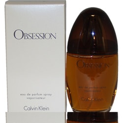 Calvin Klein 'Obsession' Women's 3.4-ounce Eau de Parfum Spray