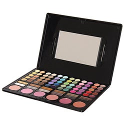 Morphe 78-color Eyeshadow and Blush Palette