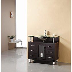 Nina 36-inch Single Sink Bathroom Vanity