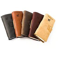 Leather Hunting Log Journal (USA)