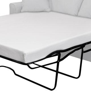 Select Luxury Reversible 4-inch Twin-size Foam Sofa Sleeper Mattress