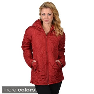 Kenpo Women's Quilted Jacket