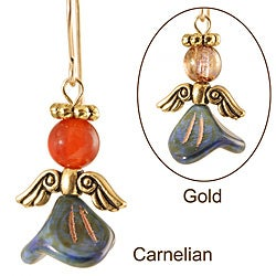 Angels of Abiding Hope' 14k Gold Fill Earrings