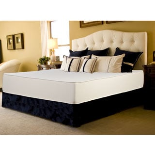 Select Luxury Reversible 12-inch Twin-size Foam Mattress