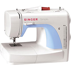 Singer Simple 18 Stich Sewing Machine
