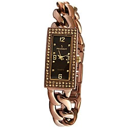 Peugeot Women&#39;s Goldtone Watch