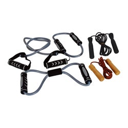 Valor Fitness EH-34 Skip and Stretch Exercise Set