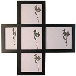 Multi-photo Wooden Wall Frame