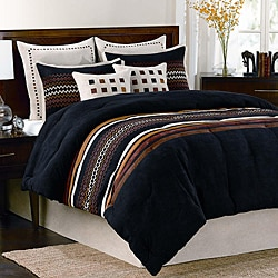 Agatha 8-piece King-size Comforter Set